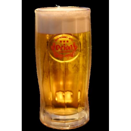 Orion生啤酒(一杯) オリオン生ビール