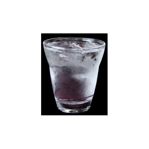 黑霧島  (一杯)   黒霧島(グラス)