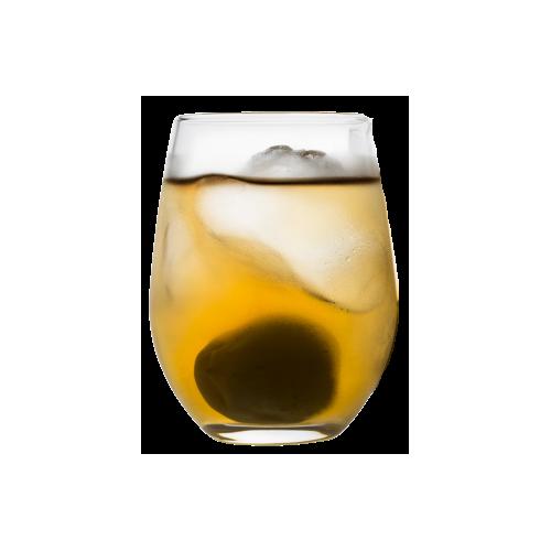 梅見月梅酒泡盛 (一杯)   梅見月梅酒泡盛グラス