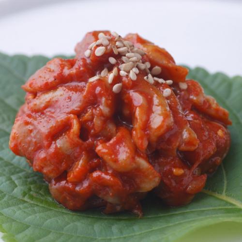 海鮮泡菜 海鮮キムチ