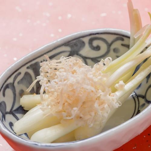 醃漬島蔥(蕗蕎)  島らっきょの塩漬け