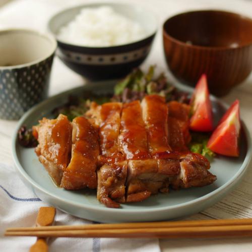 醬燒雞肉    鶏のたれ焼き
