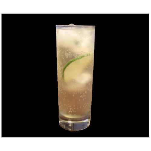 莫斯科騾子(伏特加萊姆氣泡調酒)  モスコミュール