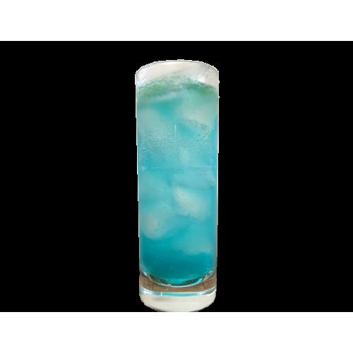 加勒比藍海(鳳梨荔枝特調)[無酒精]   カリビアンブルー