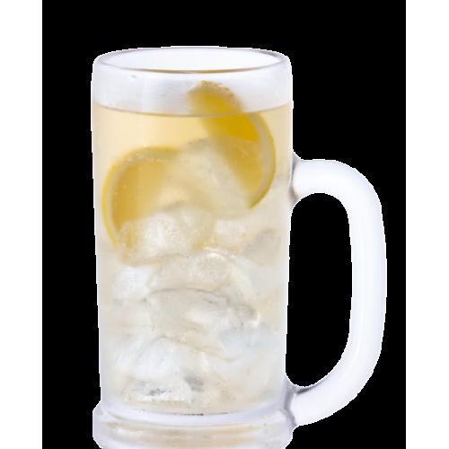 萊姆風味威士忌蘇打特大杯   メガライムハイボール