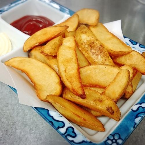 炸薯條 ポテトフライ