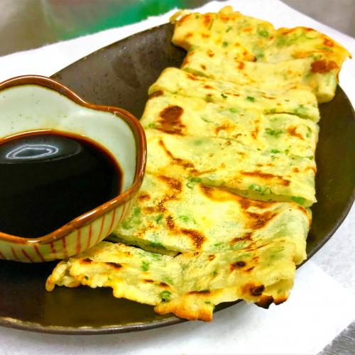 沖繩煎餅 ヒラヤーチー