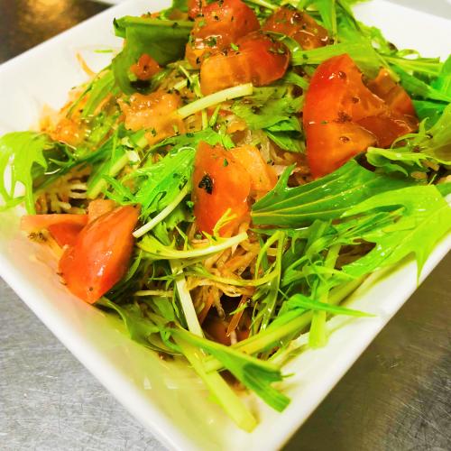 白蘿蔔絲沙拉 大根サラダ
