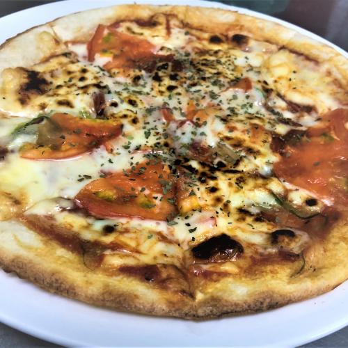 總匯披薩 (含有牛肉) オリジナルピザ