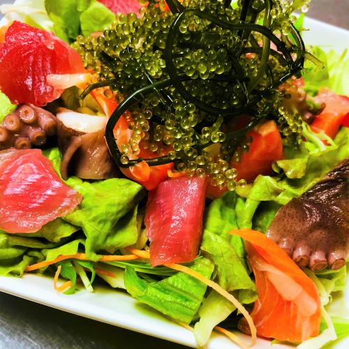 海鮮沙拉 ゴロゴロ海鮮サラダ